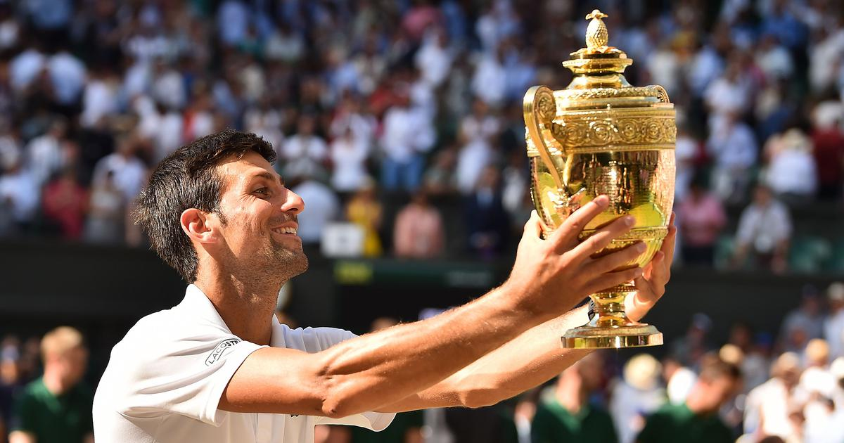 Wimbledon Champion Novak Djokovic Finds His Way Back With After Two Years In The Wilderness