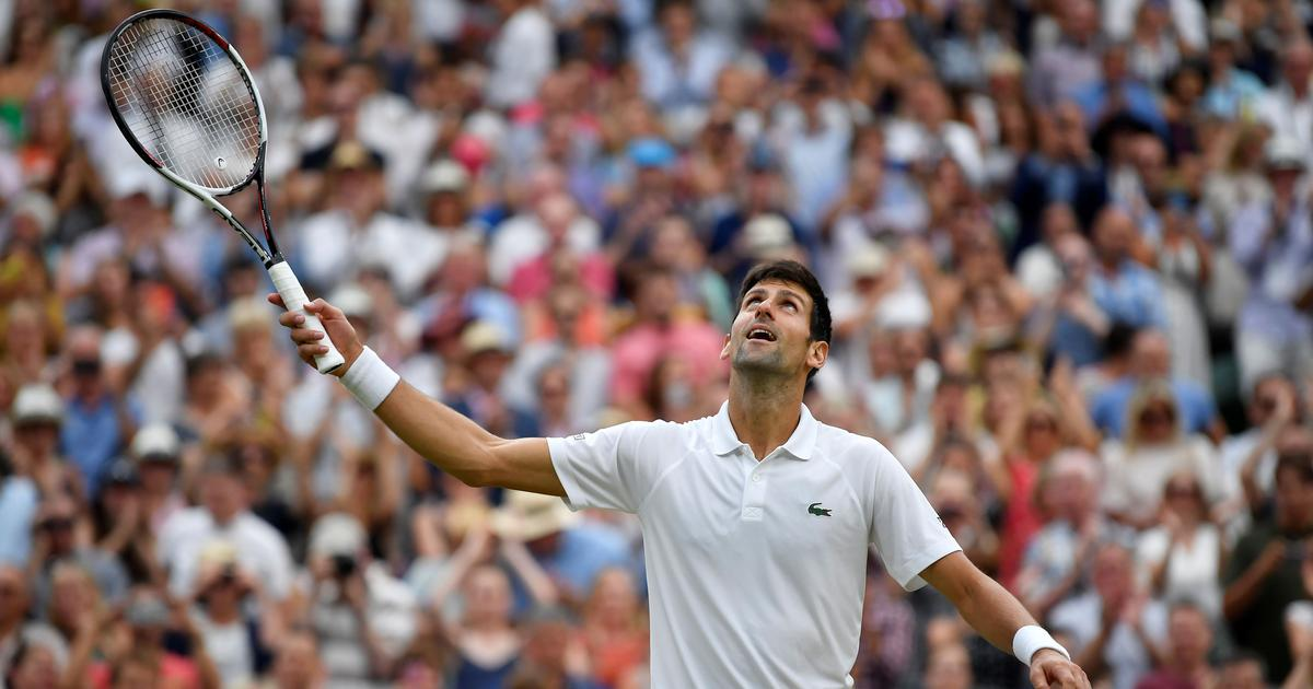 Tennis rankings: Djokovic back in top-10 after Wimbledon triumph, Nadal widens gap over Federer