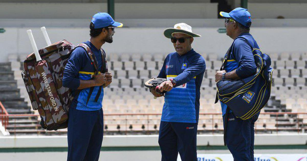 Sri Lanka captain Chandimal, coach Hathurusinghe banned for four ODIs, two Tests for ball tampering