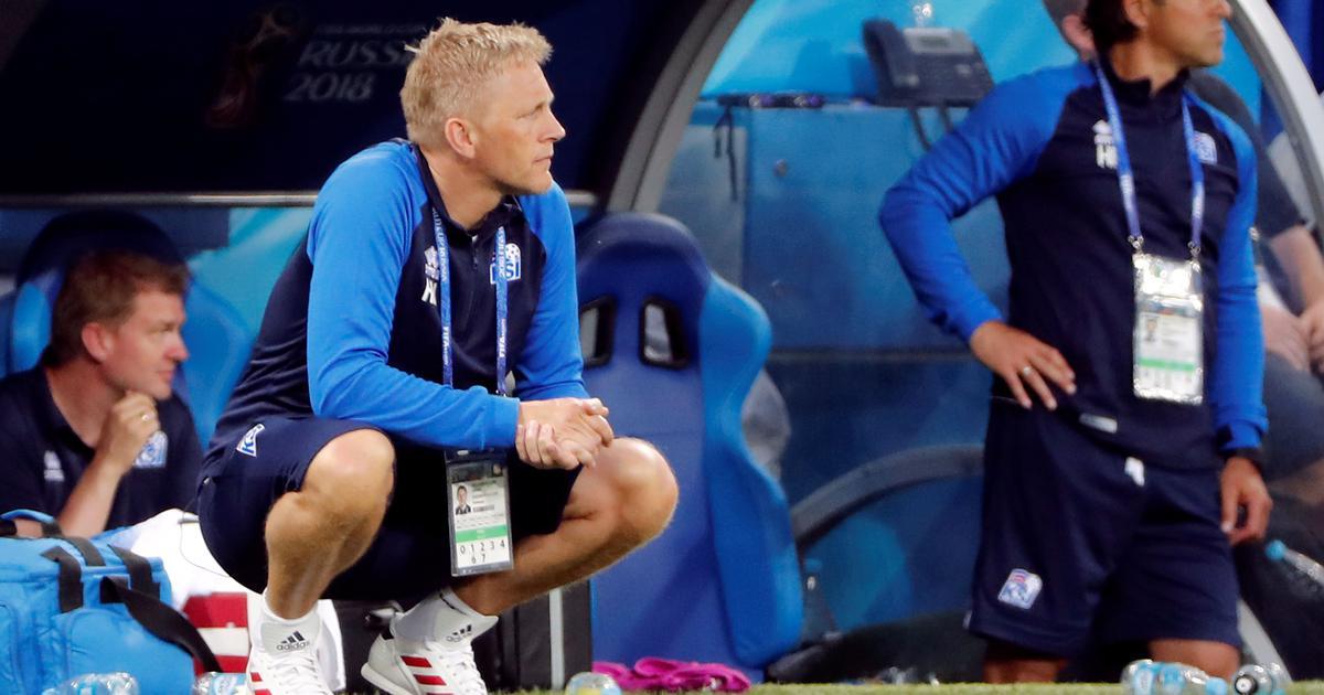 Heimir Hallgrimsson steps down as Iceland coach after seven-year stint