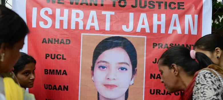 Ishrat Jahan's mother opposes discharge pleas filed by policemen accused in fake encounter case