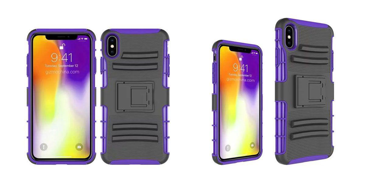 Case images leaked for Apple's upcoming iPhone, likely to be biggest iPhone yet