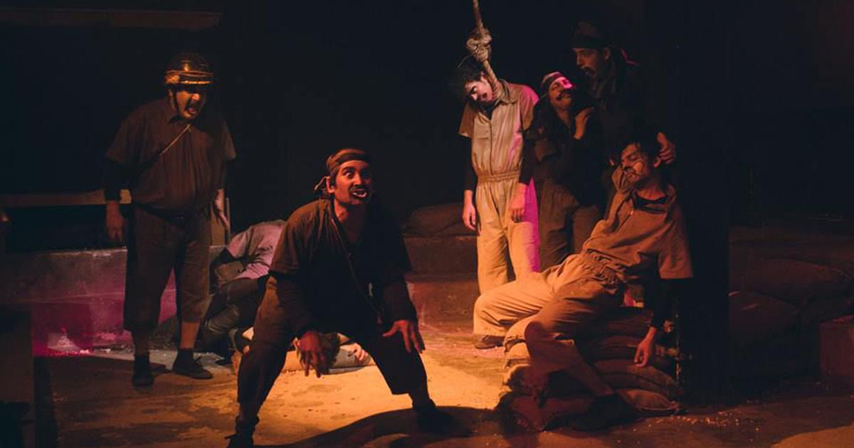 Once Delhi's cultural nerve centre, Mandi House is being challenged by new experimental theatres