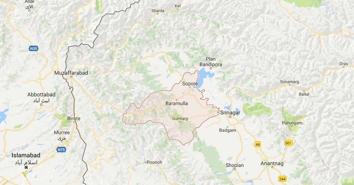 Jammu and Kashmir: Suspected militants fire at police team in Sopore, no injuries reported
