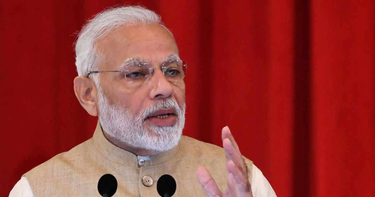 We walked the talk and brought electricity to every village, says Narendra Modi