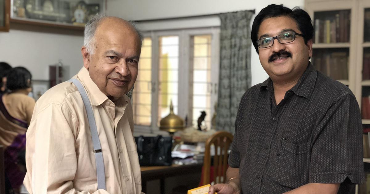 Documentary on astrophysicist Jayant Narlikar in the works