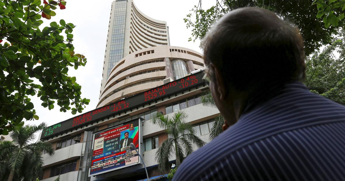 Sensex closes 145 points higher, Nifty above 11,000 ahead of no-confidence vote in Parliament