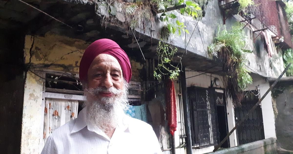 Facing eviction, residents of a Mumbai Partition-era colony fear they will become homeless again