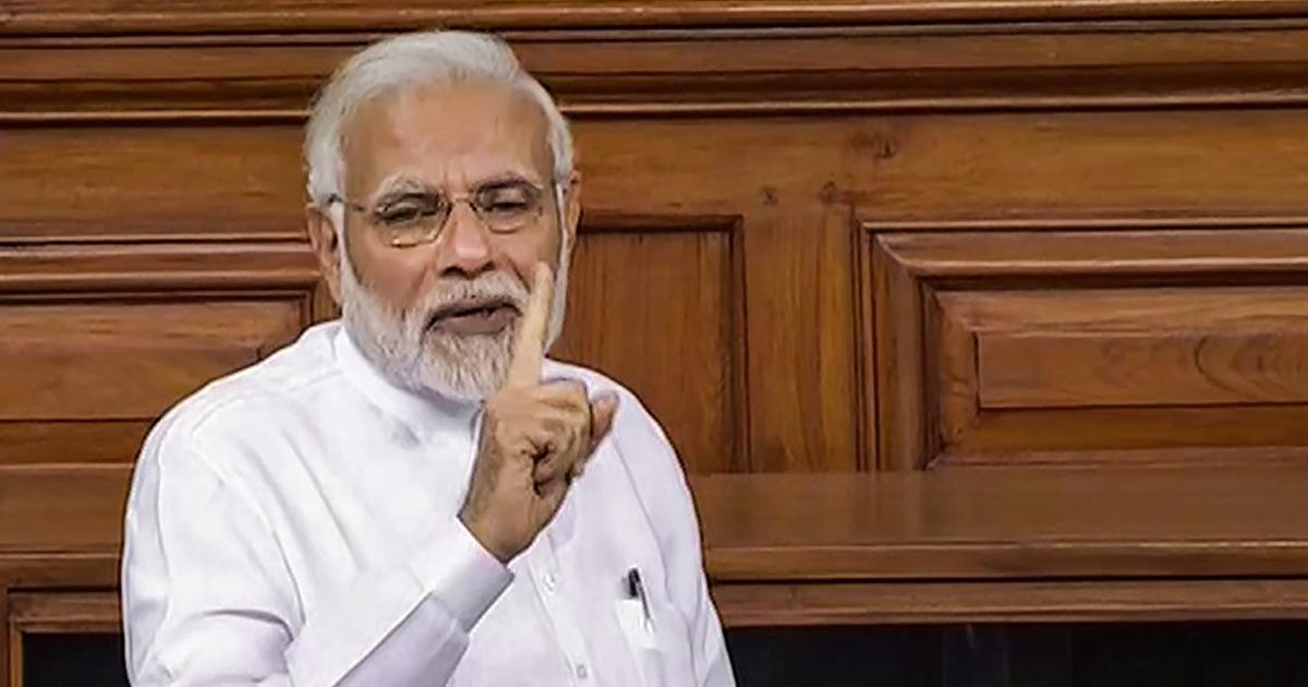 Narendra Modi government wins no-trust vote in Lok Sabha after 12-hour debate