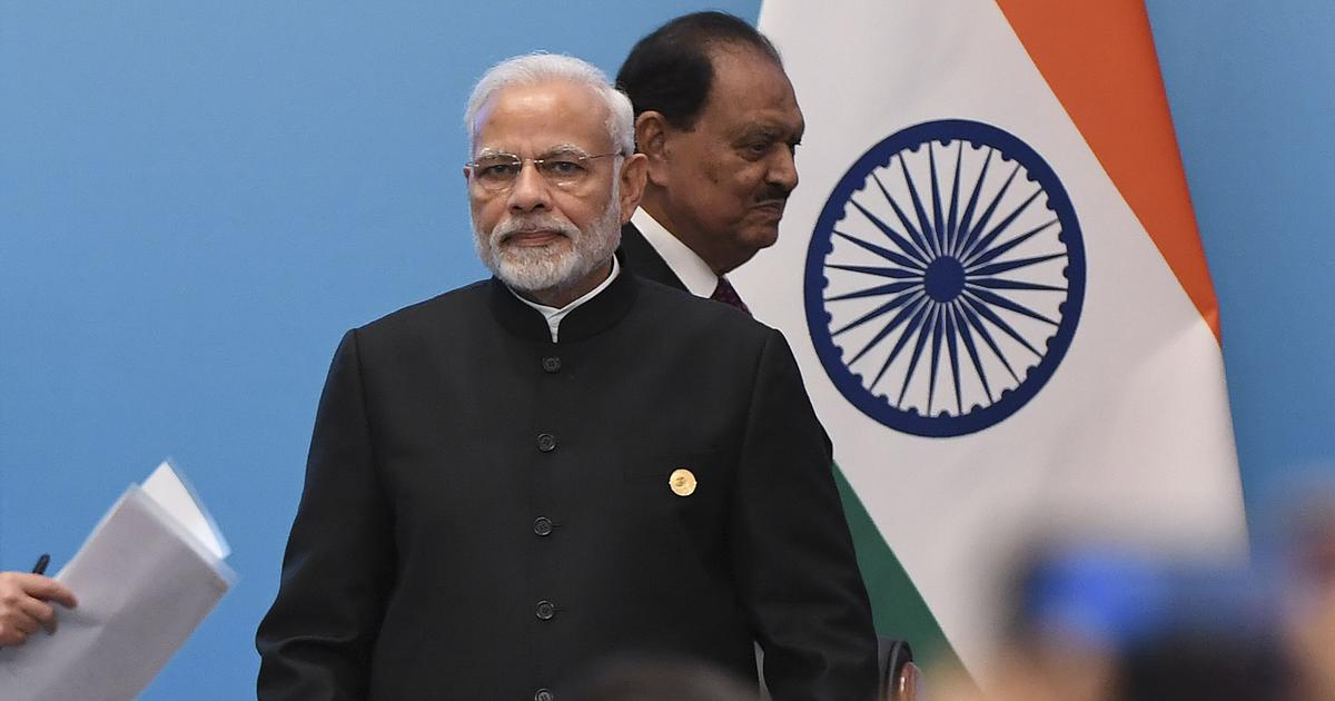 Narendra Modi's foreign visits since 2014 cost Rs 1,484 crore: Centre tells Rajya Sabha