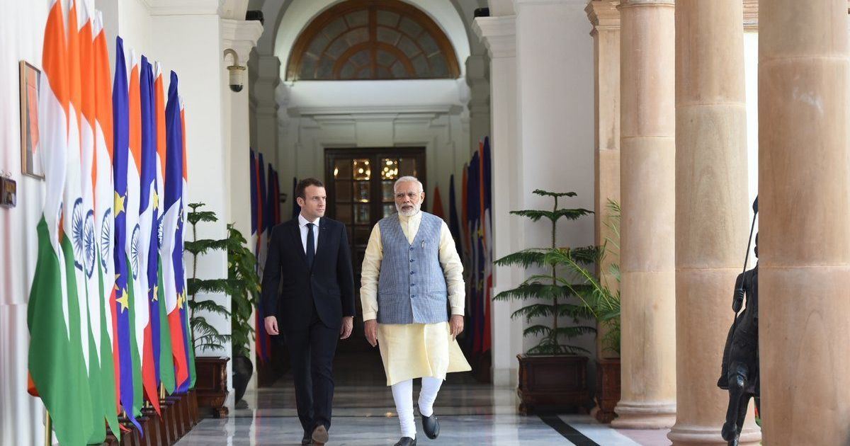 After Rahul Gandhi's claims, France says India is bound to protect classified details on Rafale deal