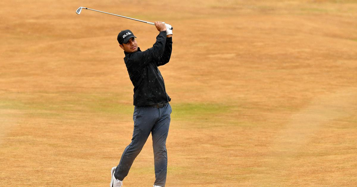 Early birthday present: Shubhankar Sharma becomes youngest Indian to make the cut in a Major