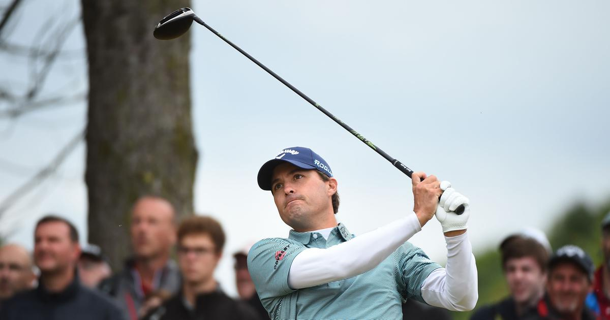 British Open wrap: Americans Kisner and Johnson share the lead, McIlroy, Spieth in running