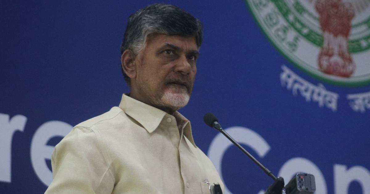 Day after no-trust vote, N Chandrababu Naidu lashes out at 'arrogant' Narendra Modi