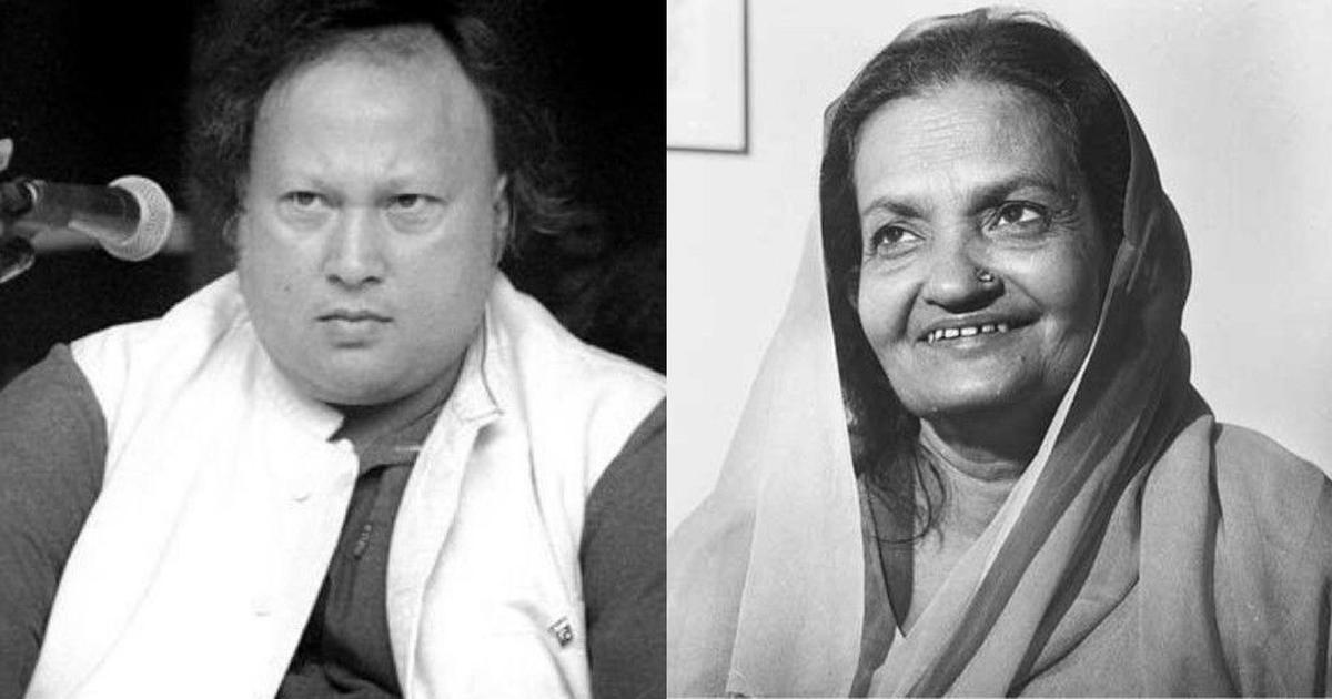 Listen as Nusrat Fateh Ali Khan and Begum Akhtar sway you to the rhythms of Dadra taal
