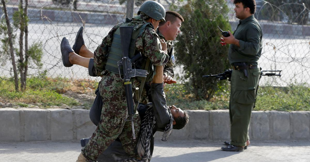 Afghanistan: Several casualties in blast at Kabul airport after exiled vice president returns home