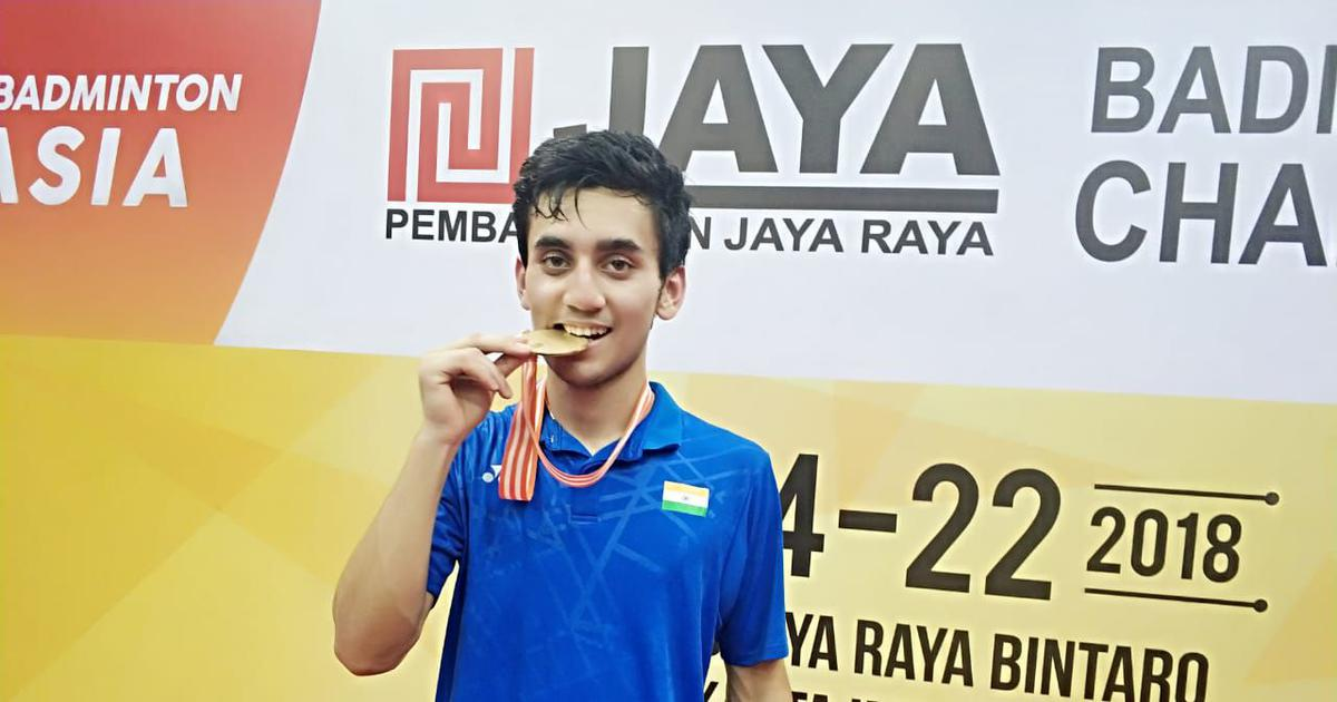 Badminton: After conquering Asia, Lakshya Sen sets eyes on the world in the junior circuit