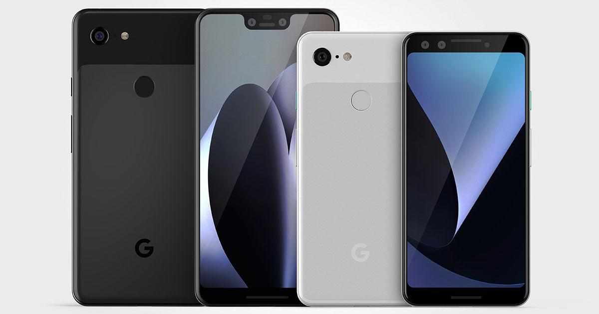 Google Pixel 3, Pixel 3 XL spotted on AOSP