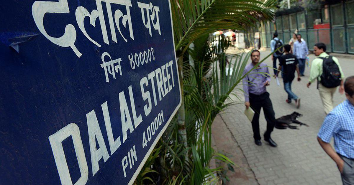 Sensex closes at all-time high, Nifty above 11,000 on capital inflows, rising global markets