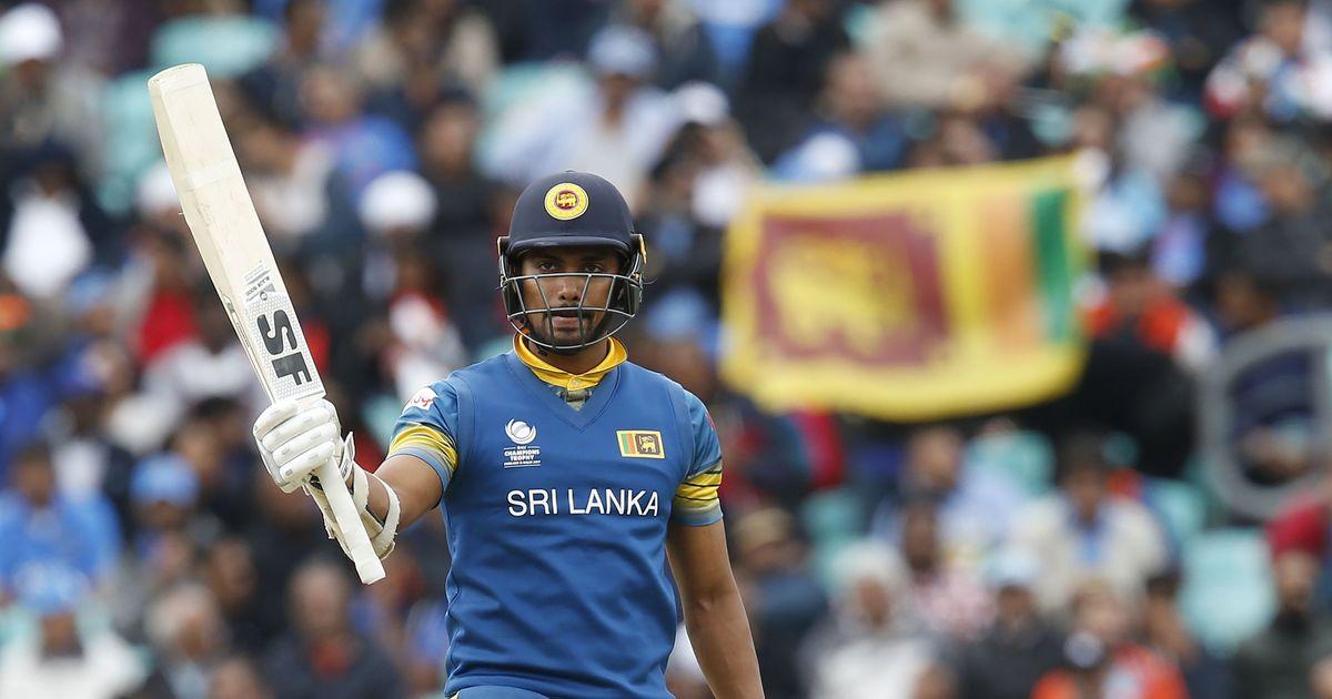 Danushka Gunathilaka |  Ian Kington/AFP
