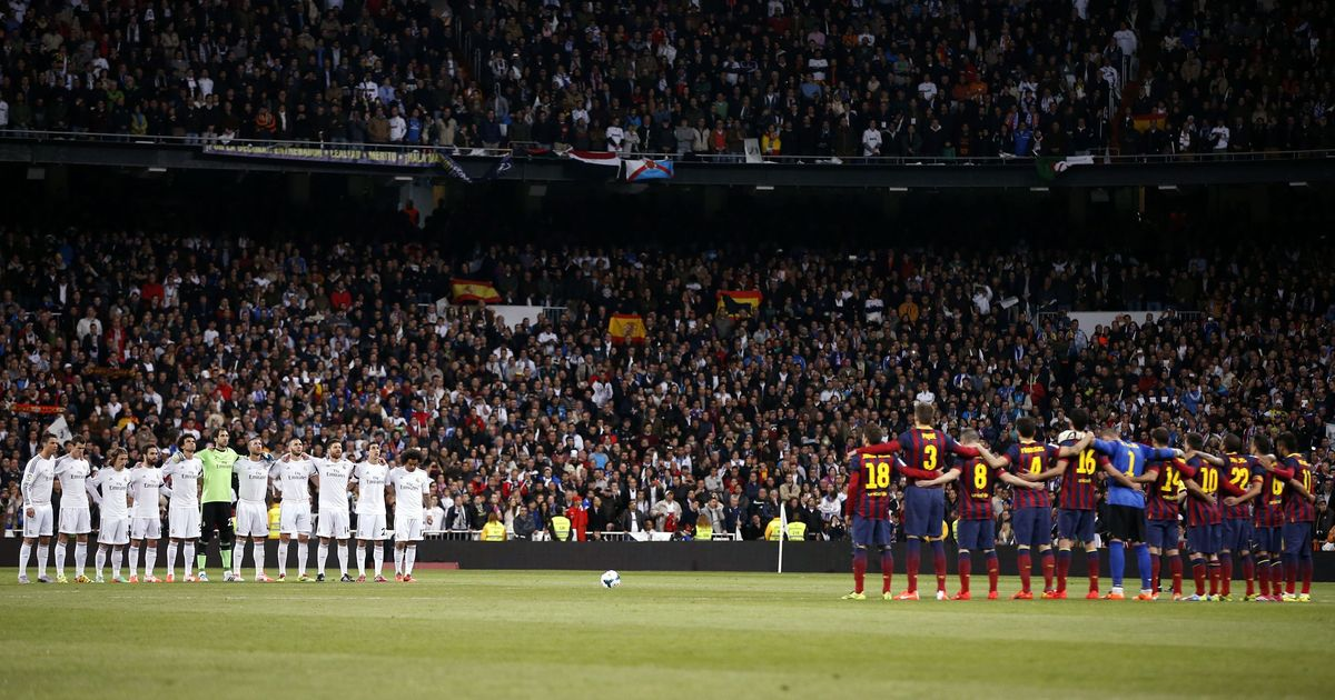 Mark your calendars: Barcelona to host Real Madrid for first El Clasico in October