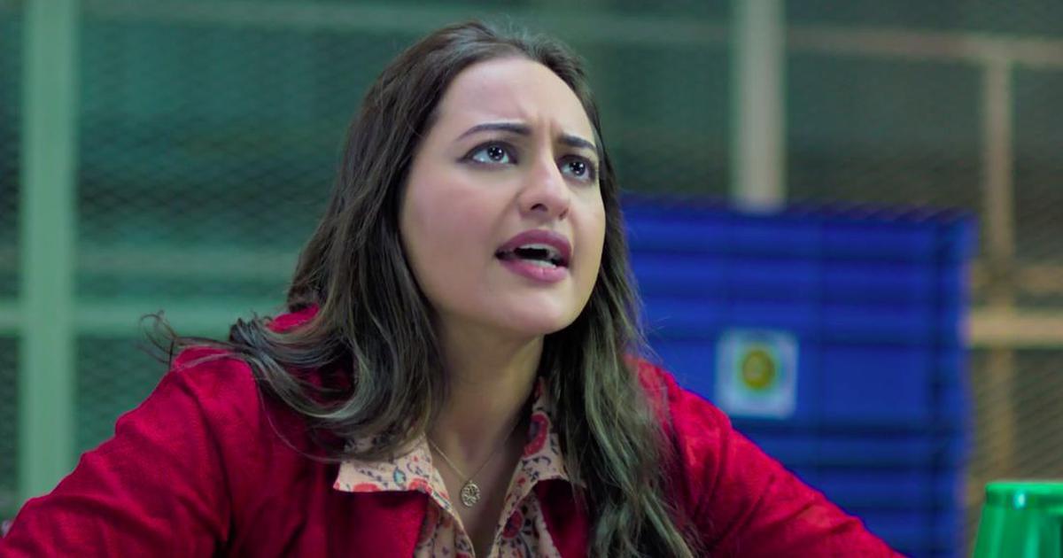'Happy Phirr Bhag Jayegi' trailer: Sonakshi Sinha joins the search for the runaway bride