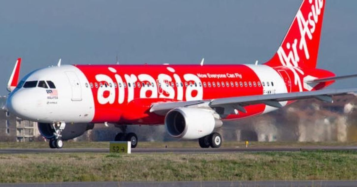Delhi: Newborn's body found abandoned inside AirAsia flight lavatory, suspect held