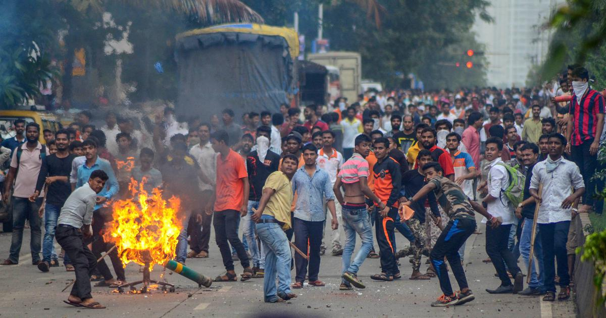 The big news: Maratha leaders call off shutdown in Maharashtra, and nine other top stories