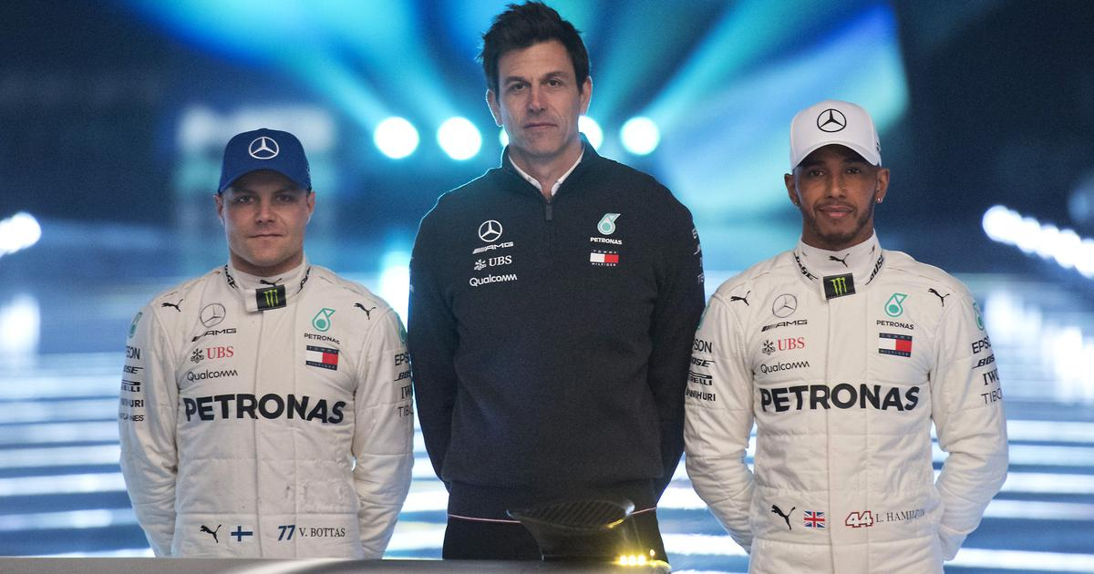 'Half-time' champions Mercedes face tough fight in Hungary, says team boss Toto Wolff