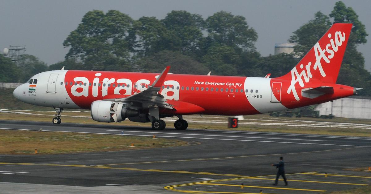 Delhi Police registers case after newborn's body found abandoned on AirAsia flight