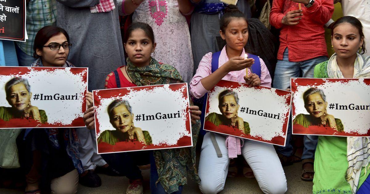 Karnataka: One more suspect arrested in Gauri Lankesh murder case