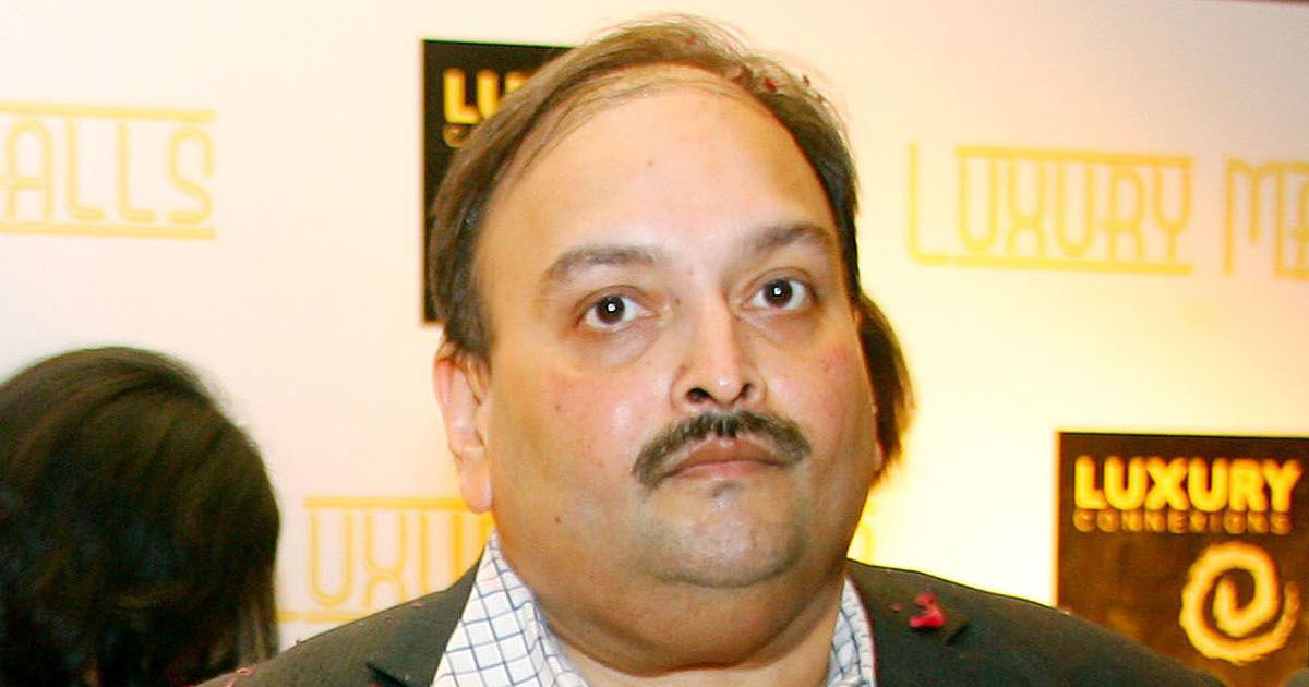 'I lawfully applied for Antiguan citizenship, wanted to expand business,' says Mehul Choksi