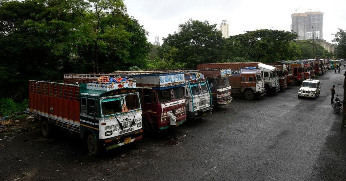 Truckers call off indefinite nationwide strike after government vows to consider demands