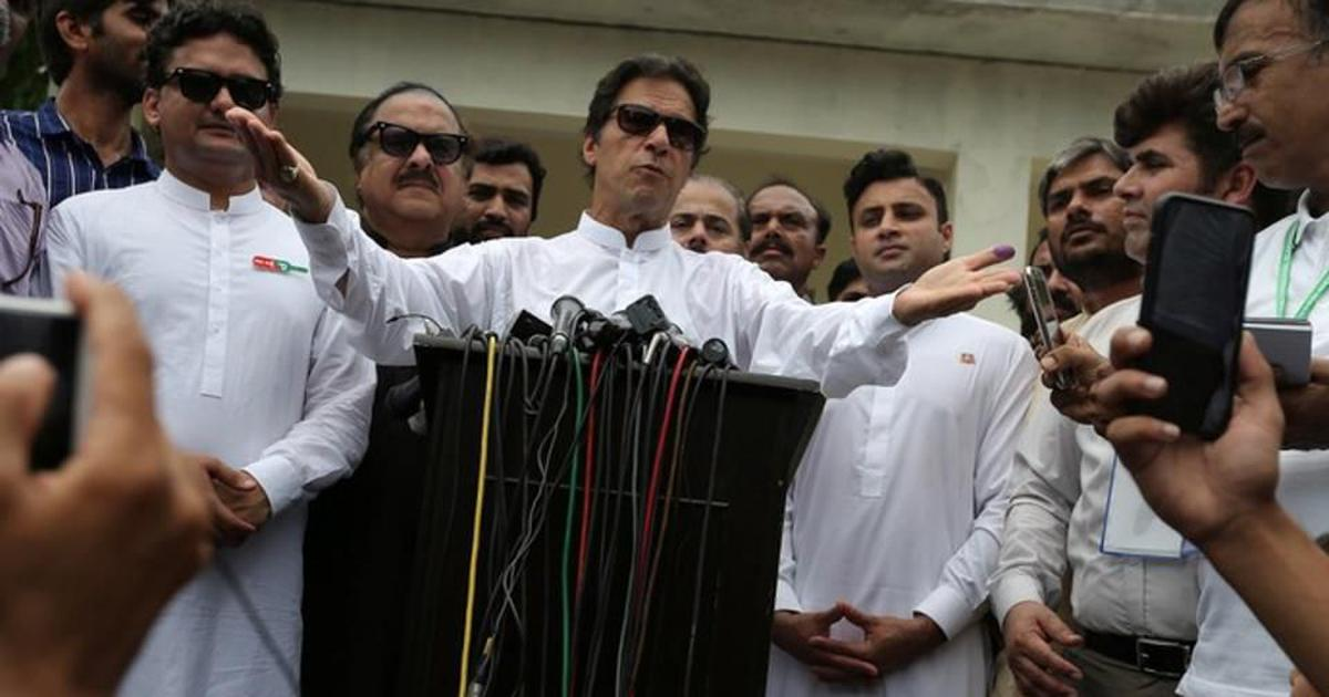 Imran Khan has talked about fixing India-Pakistan ties. The first step should be a reality check