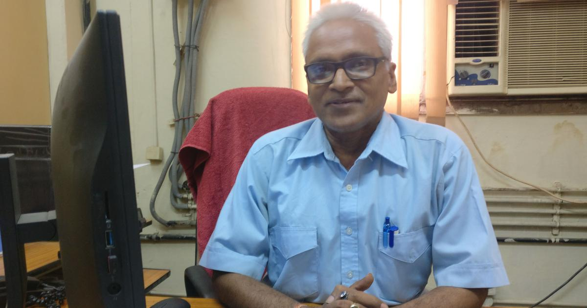 This professor's campaign reformed the opaque IIT admission system. So why was he suspended?