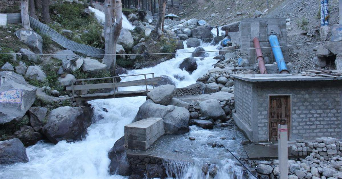 In Pakistan's mountains, community-built hydropower projects are lighting up remote areas
