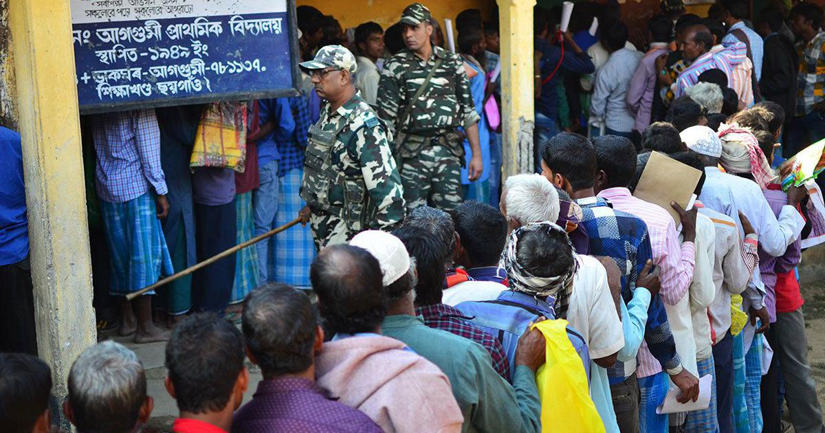 Assam: Rights of those excluded from citizens register will not be curtailed, says minister