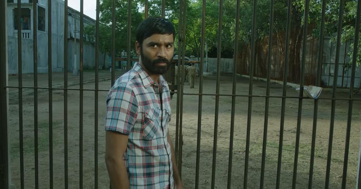 Teaser for Vetrimaaran's gangster saga 'Vadachennai', starring Dhanush, is out