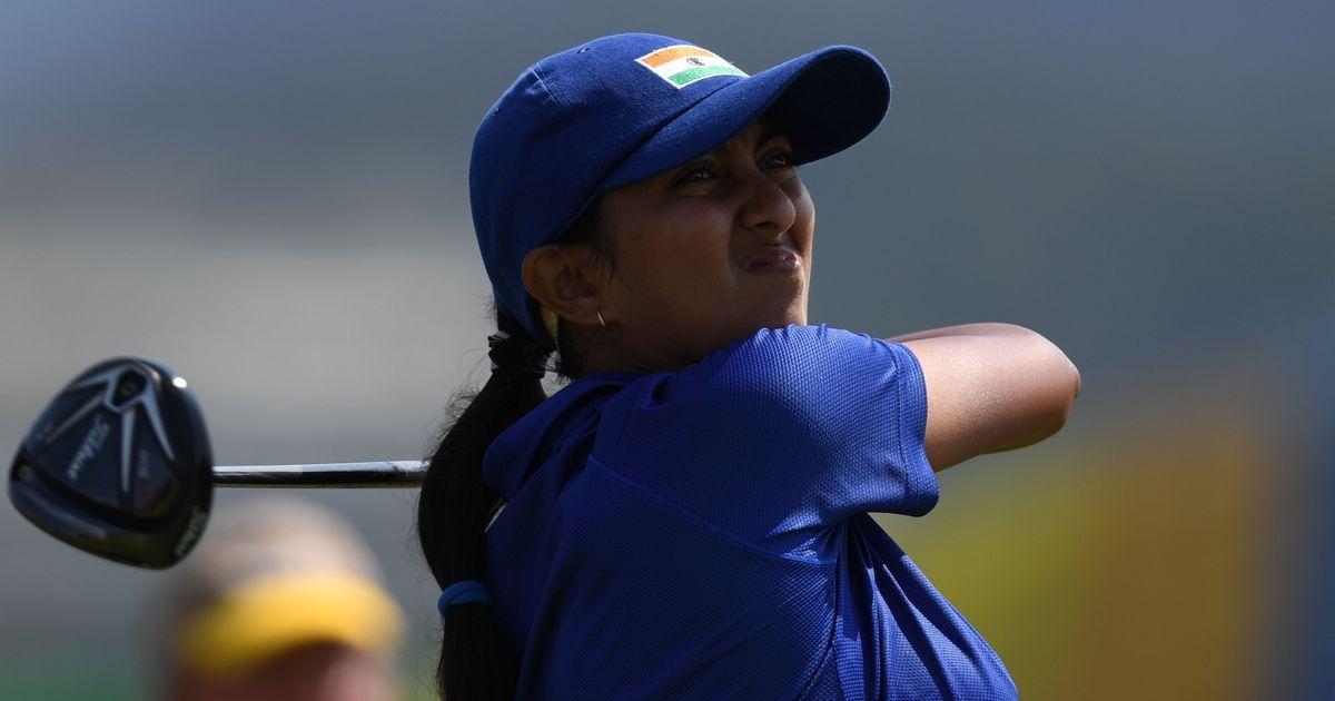 Scottish Open: Aditi Ashok bounces back from three straight bogeys, makes cut
