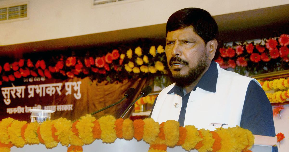 Union minister Ramdas Athawale joins chorus to remove Justice Goel as National Green Tribunal chief