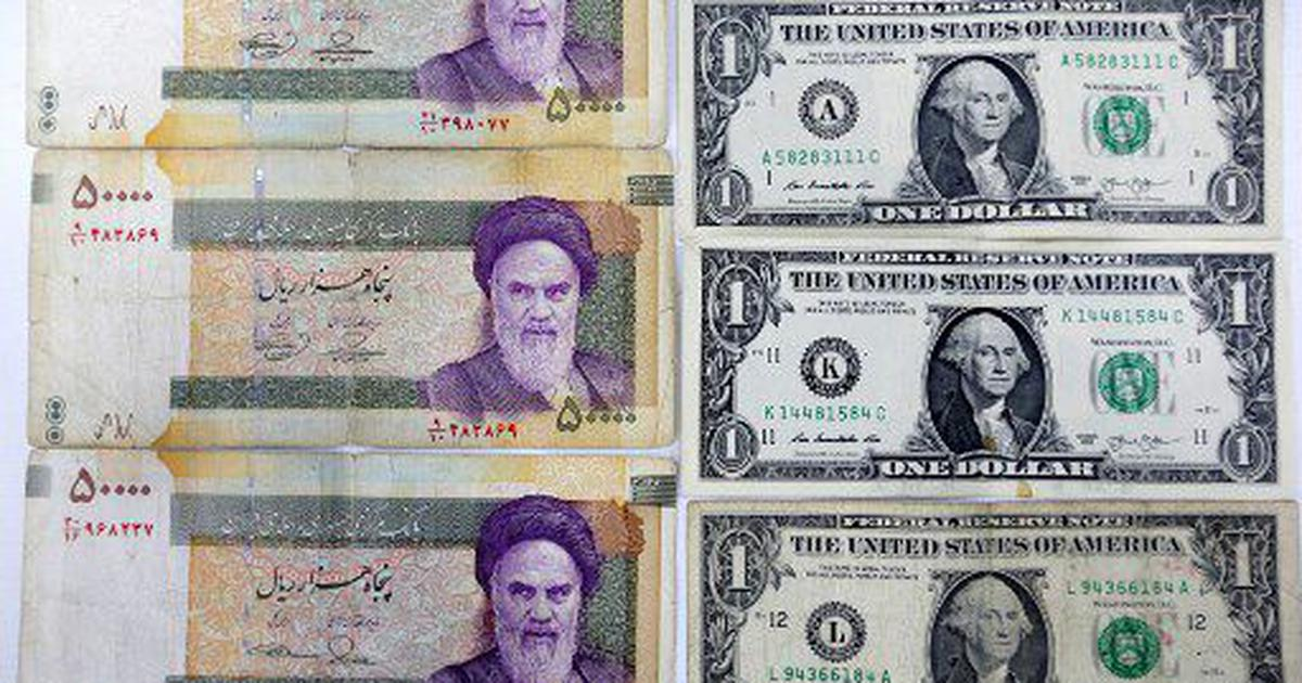 Iran Rial Drops To Record Low Ahead Of