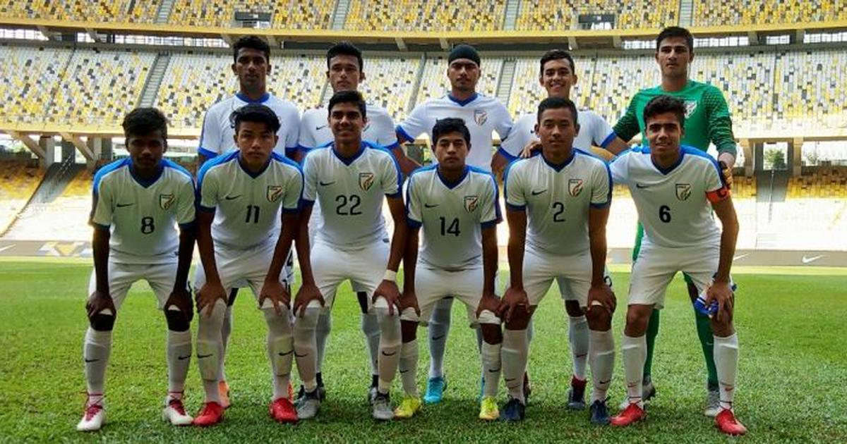 Indian Under-16 football team to play Iraq, Japan at WAFF Boys Championship