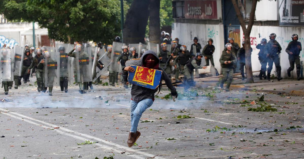 Five reasons why Venezuela's nightmare under Maduro could get worse