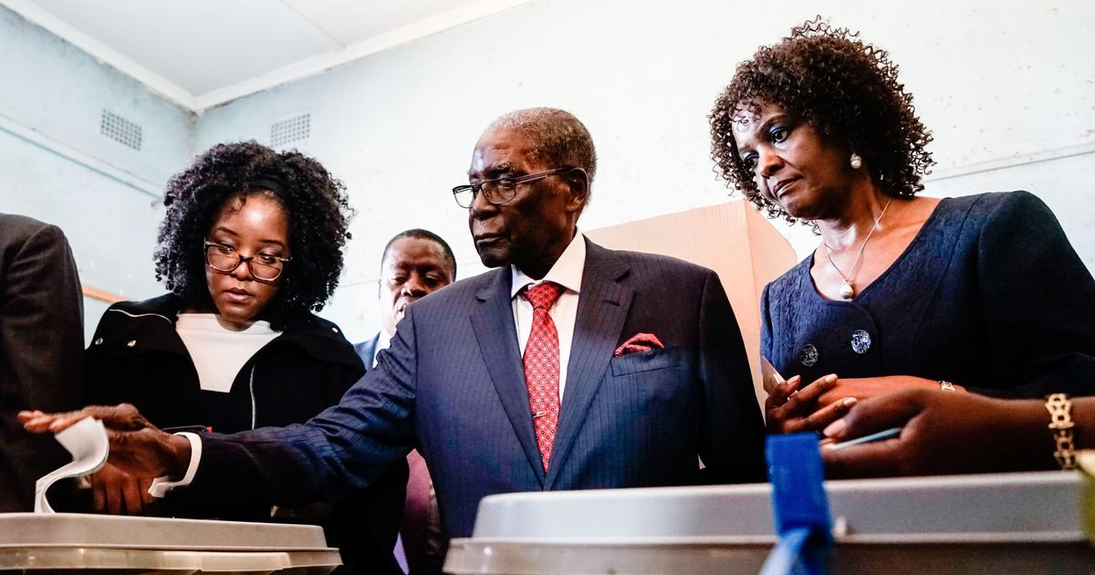 Zimbabwe votes for the first time after Robert Mugabe's removal