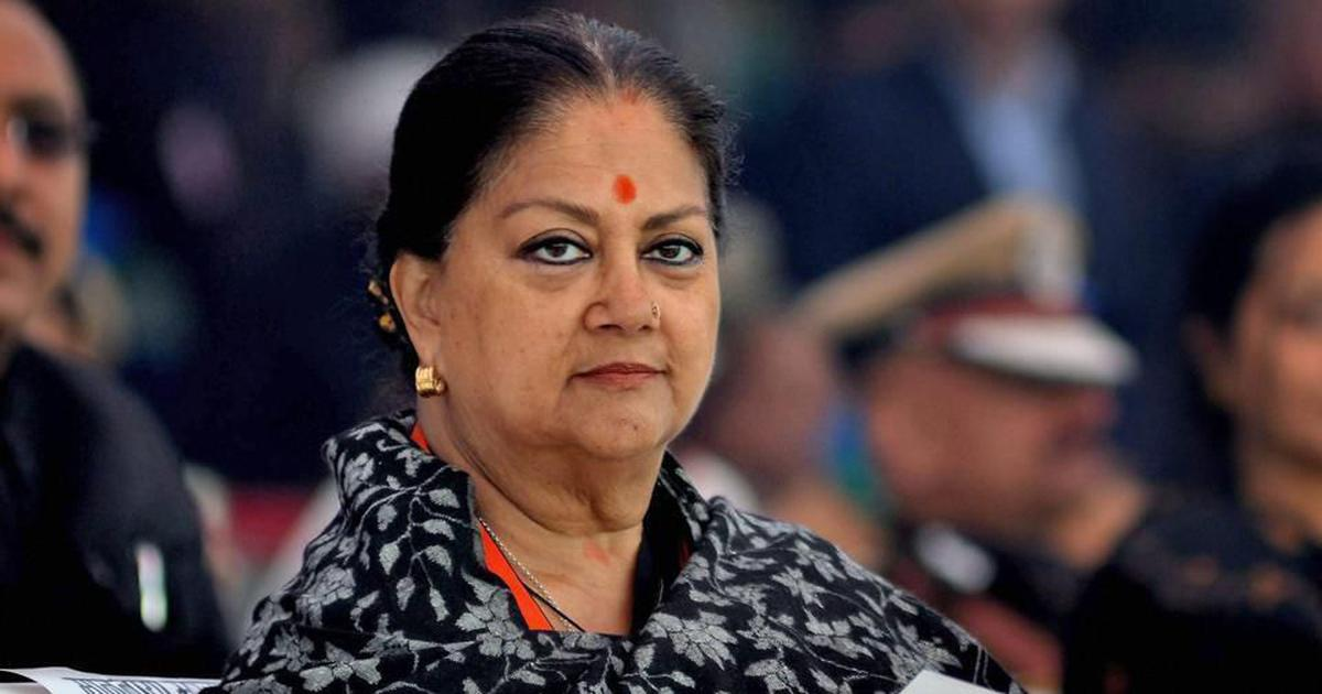 'Lynchings are a result of inability to find jobs,' Rajasthan CM Vasundhara Raje tells News18