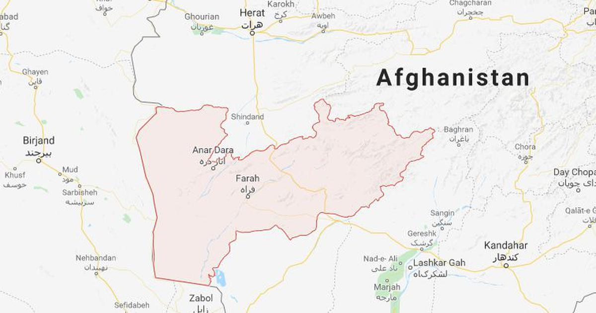 Afghanistan: Eight killed, 40 injured as passenger bus hits roadside bomb in Farah province