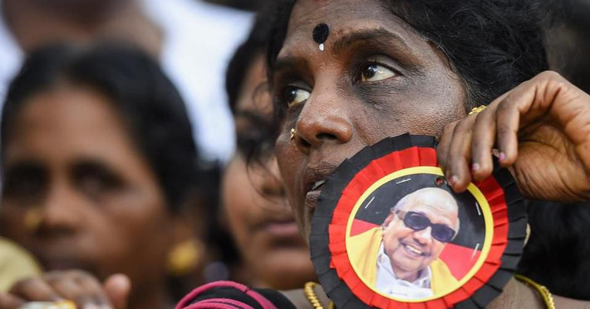 Chennai: DMK chief Karunanidhi will need 'an extended period of hospitalisation'