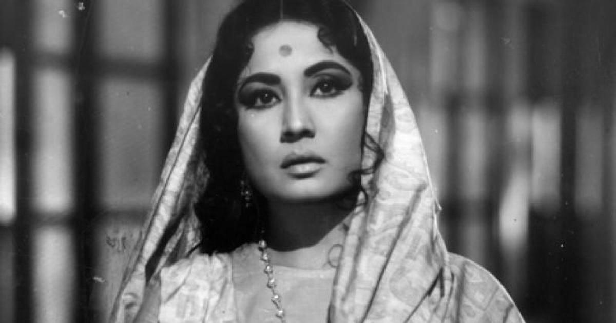 Google celebrates Bollywood's 'tragedy queen' Meena Kumari with doodle on her 85th birth anniversary