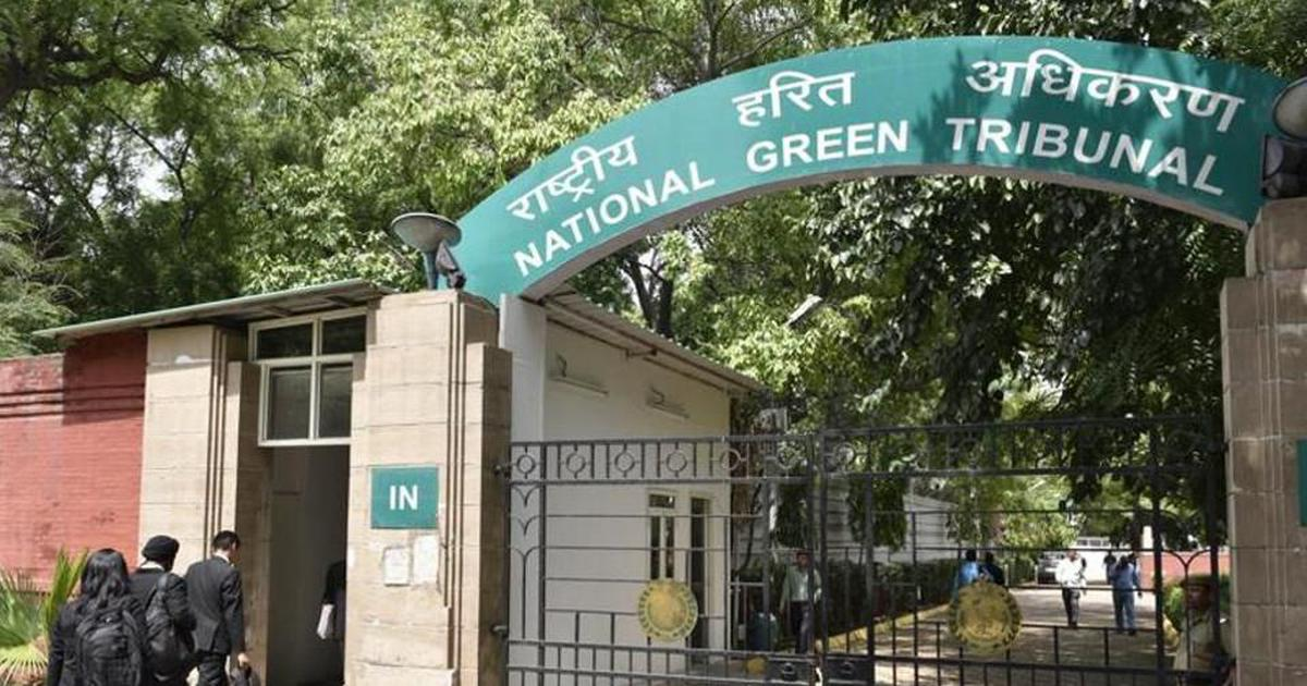 NGT says 50% of its cases are filed by blackmailers and are not related to the environment