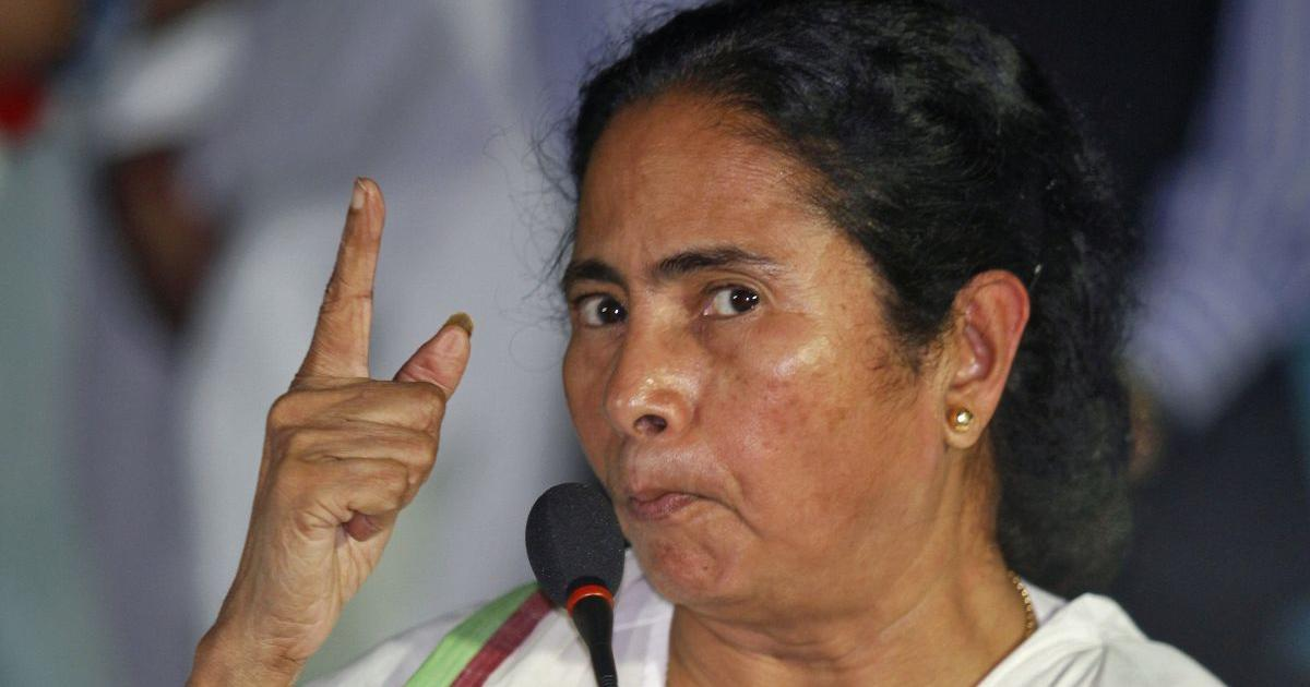 'BJP doing vote bank politics, NRC will destroy ties with Bangladesh,' says Mamata Banerjee